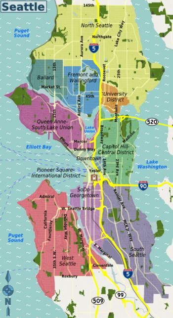 Seattle - Being Human